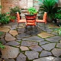 How to Build a Stone Patio - Bob Vila