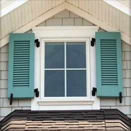 How To Install Shutters Bob Vila