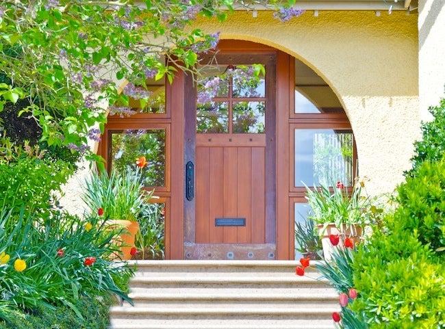 Redoing the Front Door