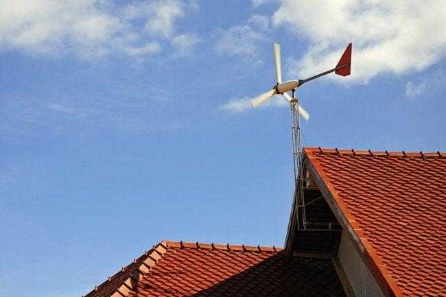 Home Wind Power - Micro Turbine