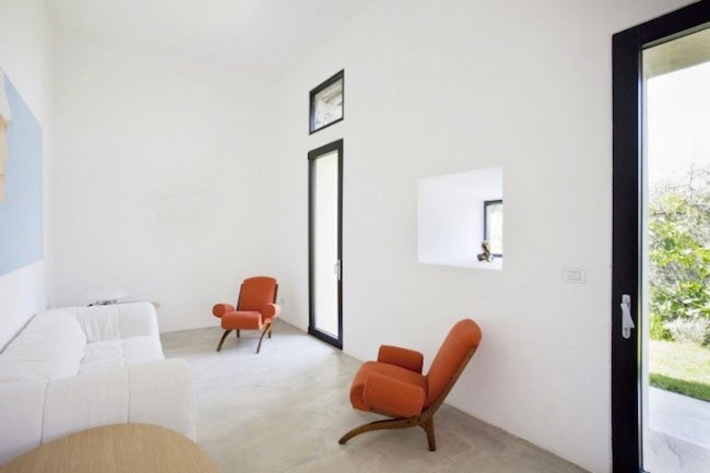 Using Less Furniture