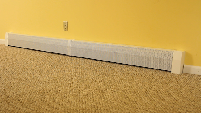 DIY Baseboard Heater Covers - Bob Vila