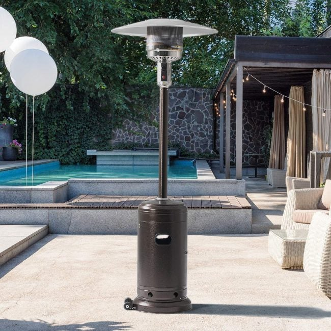 Best Patio Heater (Floor-standing): Pamapic