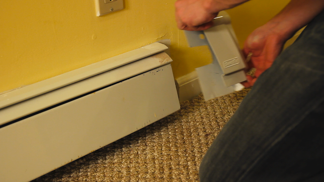 Diy Baseboard Heater Covers Bob Vila