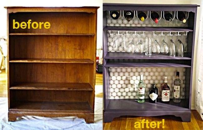 Build a Bar - Bookcase