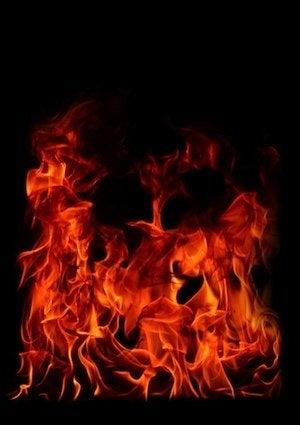 How to Make Newspaper Logs - Fire