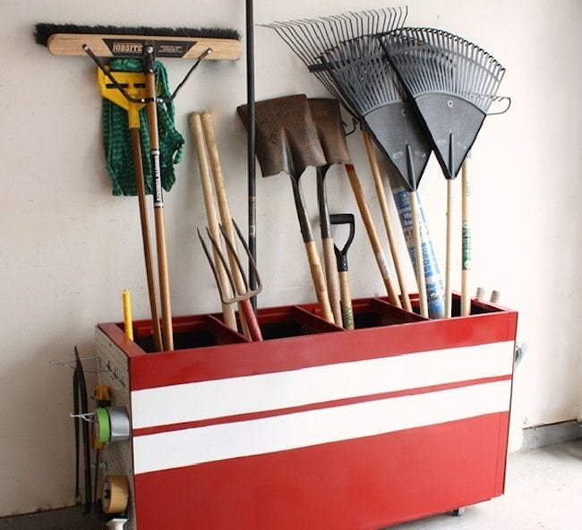 DIY File Cabinet Projects - Garage Storage