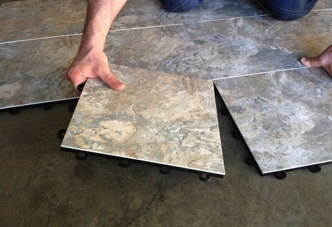 Basement Flooring Bob Vila - Best flooring for cold basement