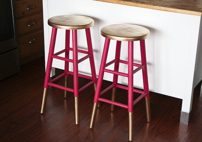 DIY Stool - Salvage