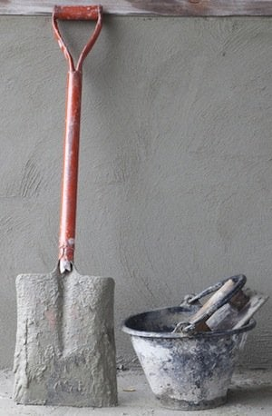 Cement vs. Concrete - Tools