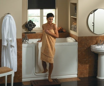 How to Choose a Bathtub - Bob Vila
