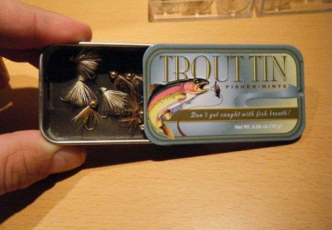 Altoids Tin Projects - Fly Box