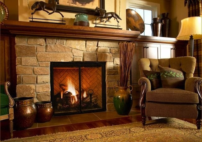 November Projects - Fireplace Maintenance