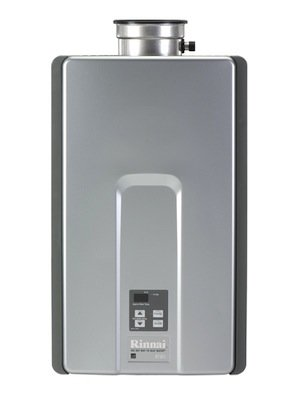 Types of Water Heaters - Tankless