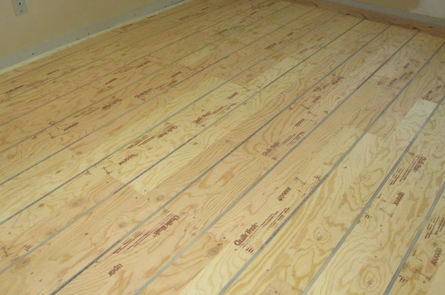 Radiant floor heating bob vila Radiant floors