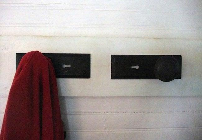 Doorknob DIY Projects - Hangers