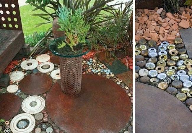 Doorknob DIY Projects - Patio