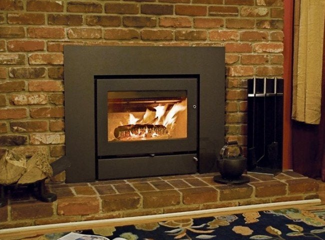 Retroing Fireplaces