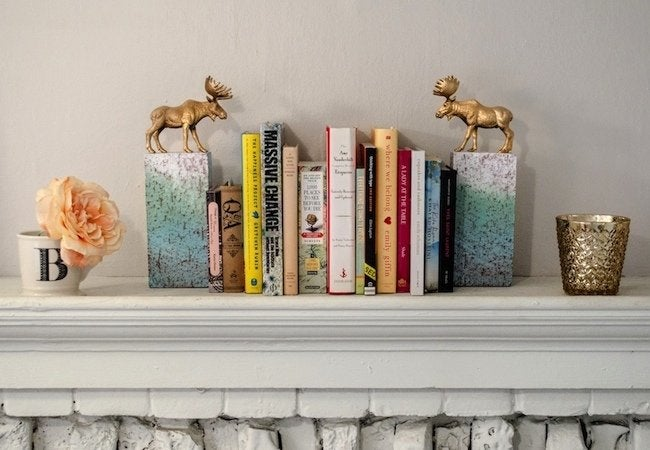 Uses for Bricks - Bookends