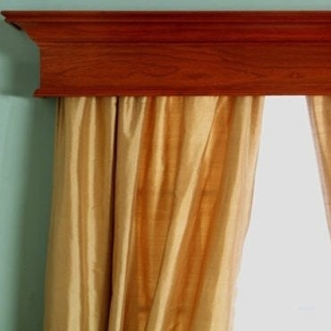 How to Make a Valance - Bob Vila