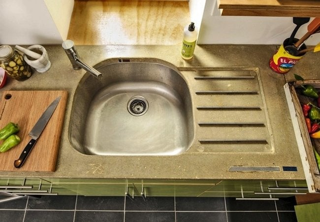 How To Make Diy Concrete Countertops
