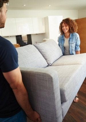 New Homeowner Tips - Moving