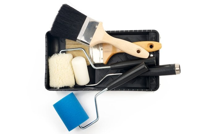 Tools Used By Painter