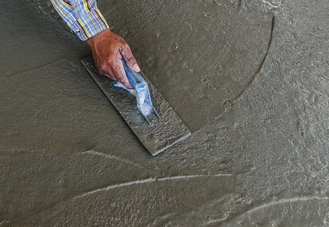 How to Make Concrete Countertops - Bob Vila
