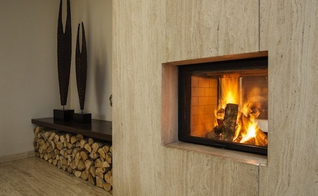 Uses for Wood Ash - Clean Fireplace Doors