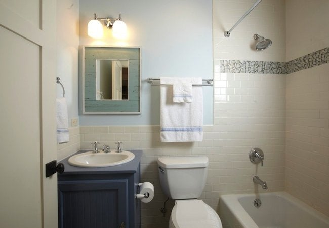 Small Bathroom Space