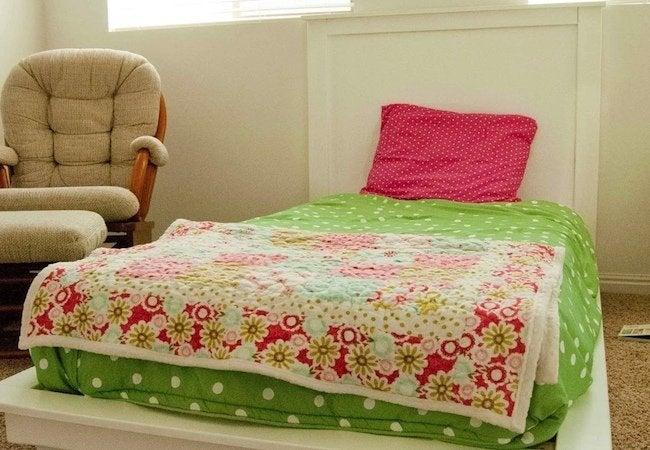 DIY Platform Bed - Copy