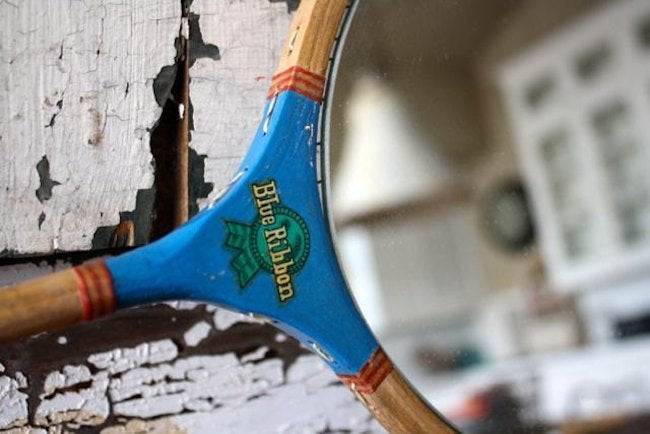 DIY Mirror Frame Projects - Racket