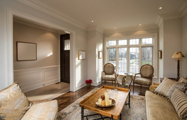 Installing Recessed Lighting in Traditional Interiors