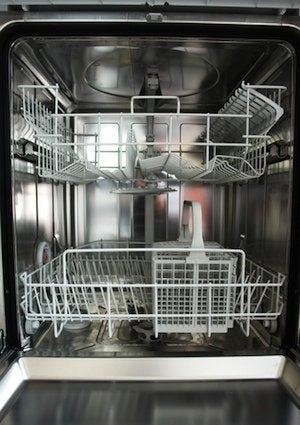 How to Clean a Dishwasher Interior
