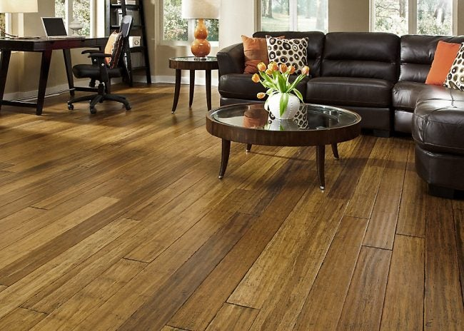 Choosing And Installing Bamboo Flooring At Home Bob Vila