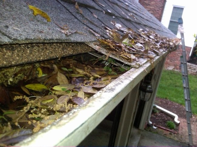 Gutter Cleaning In Martinez