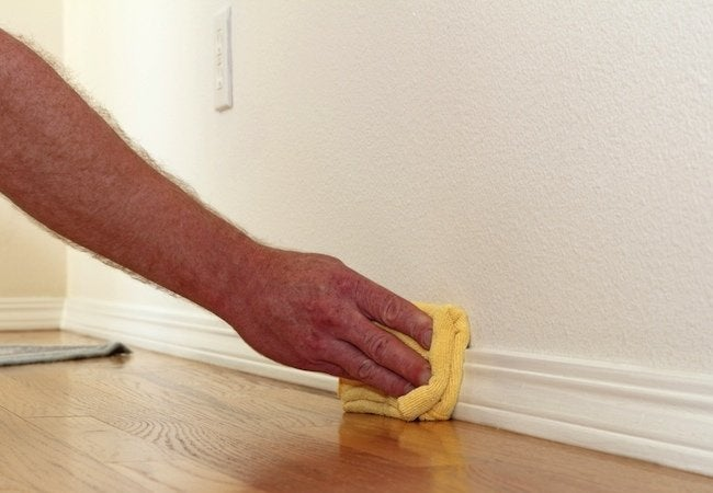 How To Clean Baseboards Bob Vila