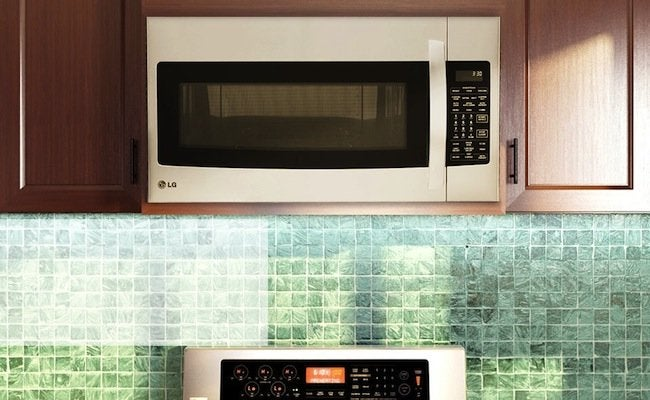 Microwave Steam Cleaning