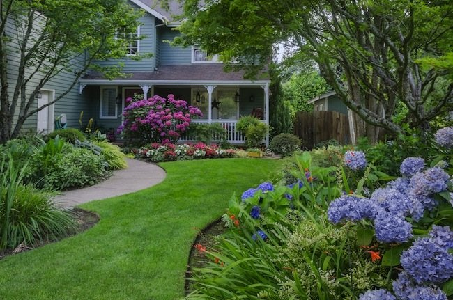 While There Are No Hard And Fast Rules For Front Yard Landscaping Guidelines That Professionals Use To Create Their Plans