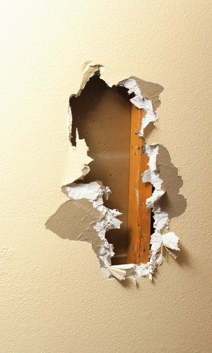 How to Patch Drywall - Large Hole