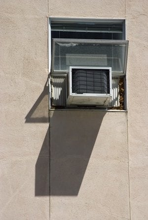 How to Install a Window Air Conditioner - Exterior
