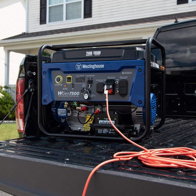 Best Portable Generator: Westinghouse