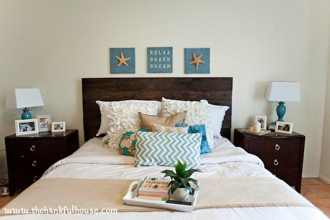 Diy Wood Headboard Bob Vila