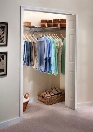 EZ Shelf - Bedroom