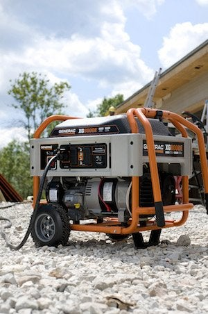 Best Generators - Driveway