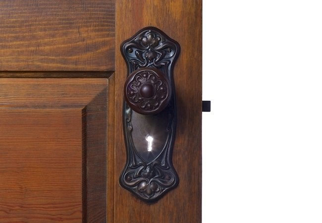 Wood doors can be sticky but the repair doesn\u0027t need to be. If your doors have been a little temperamental lately try one of these fixes to get them ...  sc 1 st  Bob Vila : door sticking - pezcame.com