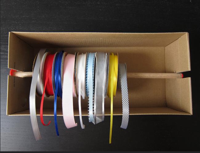 Shoebox Crafts - Spools