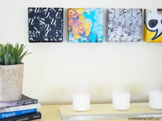 Shoebox Crafts - Canvas