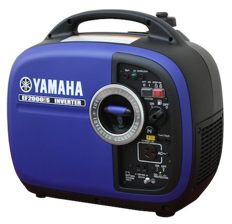 Best Generators - yamaha EF2000iS