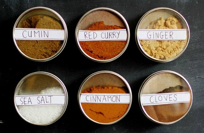 Uses of Magnets - Spice Storage